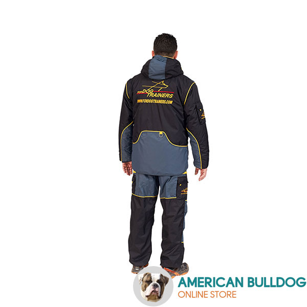 Train your Dog in Light and Reliable Dog Bite Suit