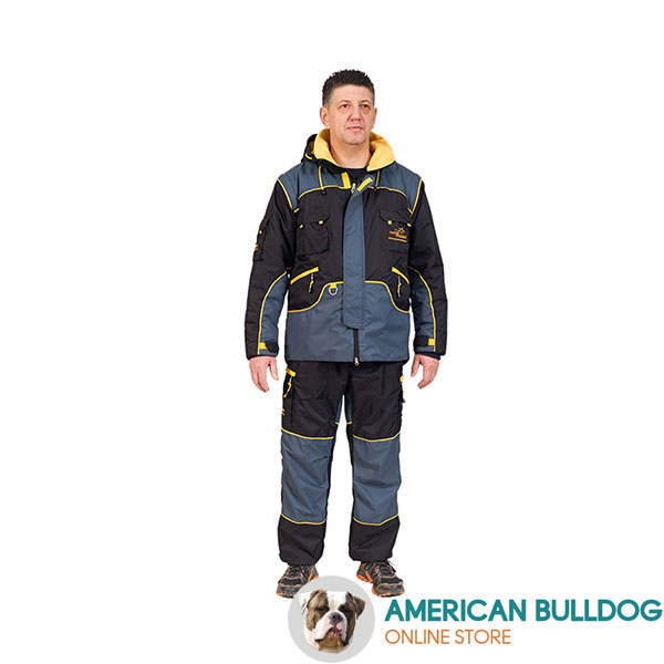 Strong Protection Suit for Dog Training
